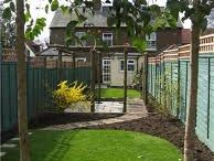 mum and dads garden