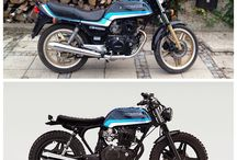 Cafe Inspi / Custom bikes