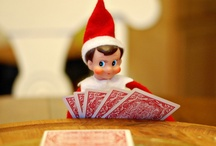 Elf Mischief / Elf on the shelf ideas.