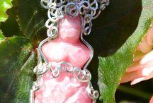 Healing properties of stones