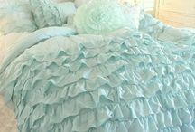 bed / by Rachel Spaulding