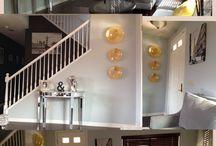 Entrance Hall Color ideas / by Heather Burlew-Hayden