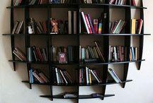 Bookshelves Designs For Inspiration