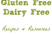 Dairy and Gluten free recipes