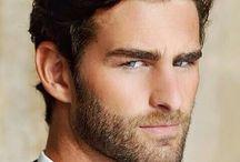 Mannen make up