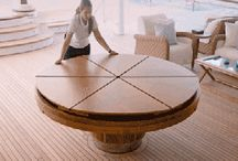 Large Round Tables