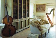 Gustavian Decor