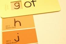 Sian: Alphabet
