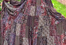 Лосутное платье