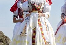 Hanácký kroj/ traditional costume from Haná region