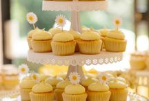 Daisies theme party