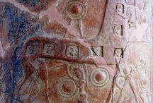 i love the trojan war #war #horse #pottery