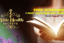 Bible Health Secrets Doctors and others Testimonies