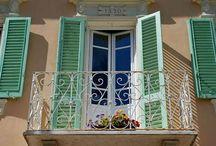 Beautiful Italian Balconies