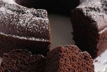 torta cacao e latte di mandorla