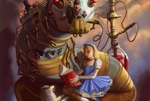 Alice is My Wonderland / All the things I wonder about. / by Cheryl Miller
