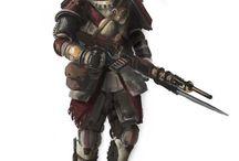 Żołnierz steampunk
