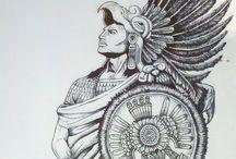 Ацтеки Майя