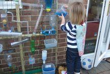 Preschool Water Play