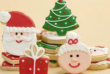 Galletas : Navidad / by Marieta Bel