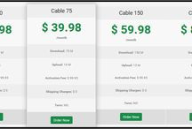 CanNet Cable Internet Plan- Rogers Area