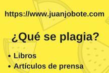 El Plagio Universitario / Este tablero está destinado a descubrir elementos del #plagio #plagiarism Herramientas antiplagio, derechos de autor, copyright, propiedad intelectual