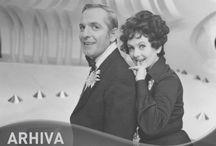 Duete celebre in emisiunile TVR / Duets in tv show
