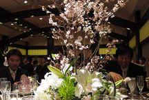 ウエディング和装 花
