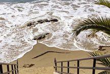 Beaches . . .