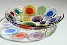 Vidrio de color