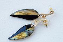 Handmade gemstone jewelry / Оригинальные украшения из натуральных камней, созданные в том числе и мной.