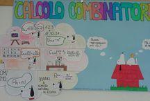 Matematica / Cartelloni realizzati dagli alunni
