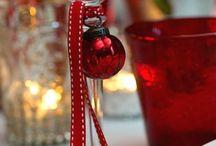 Deco mesa navidad