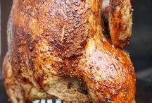 poulet cacanne
