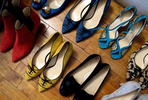 SHOES / by Maryann Stanford