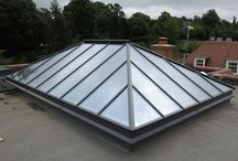 Roof Lanterns From The Outside: Just Roof Lanterns / A variety of exterior images of roof lanterns
