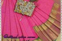 Chettinadu Cotton Sarees