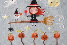 Autumn Cross Stitch / by Joan Moore