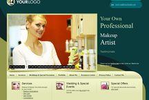 Beauty & Health product website