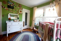 Kids: Toddler Room Ideas / Beautiful spaces for toddlers and preschoolers