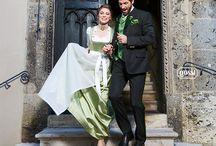 Kollektion Hochzeit 2016   Collezione matrimonio 2016 / Ganz in weiß oder mit verführerischen Farbnuancen? / L 'abito nuziale è, dopo gli sposi, l'assoluto protagonista di un matrimonio!