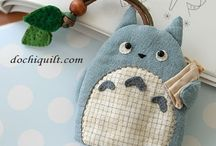 All about TOTORO <3