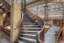 Stairs & Spirals