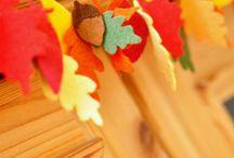 ghirlande autunno