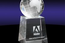 Awards / Awards that can be customized with your logo an personalization for recipients