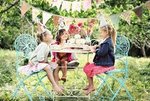 Tea Party Ideas / by Robin Griffin