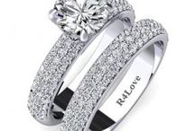 Glam Bride  / by Unique Engagement Rings - Rings4love.com