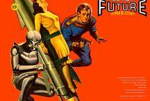 Comics & Fantasy Ilustrations
