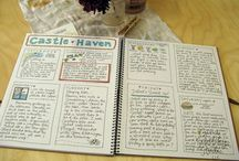 Baby tracker ideas, Journaling