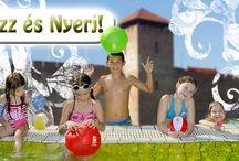 Szavazz és nyerj! / Itt a legjobb lehetőség, hogy megmutasd a Gyulán készített fotóid! A legtöbb szavazatot kapó kép feltöltője a Gyulai Várfürdő új Élményparkjába – az AquaPalotába - egy darab családi belépőt (2 felnőtt + 2 gyerek) és 2 éjszakára szóló szállást nyer a 4 csillagos Hunguest Hotel Erkel-be. Minden szavazó 5000Ft-os Arctica napszemüveg, és 5000 Ft-os Arctica síszemüveg kupont kap ajándékba!  Klikk a linkre>>>https://facebook.antavo.com/Ccs/D/